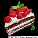 Patron ケーキ