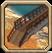Patron 大きな石の橋アイコン