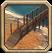 Patron 木造の橋アイコン